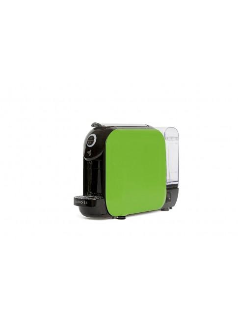 Máquina de Cápsulas Café Flexy Color Verde Compatibles FAP/EP